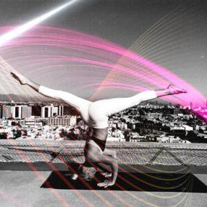 Flexible athlete